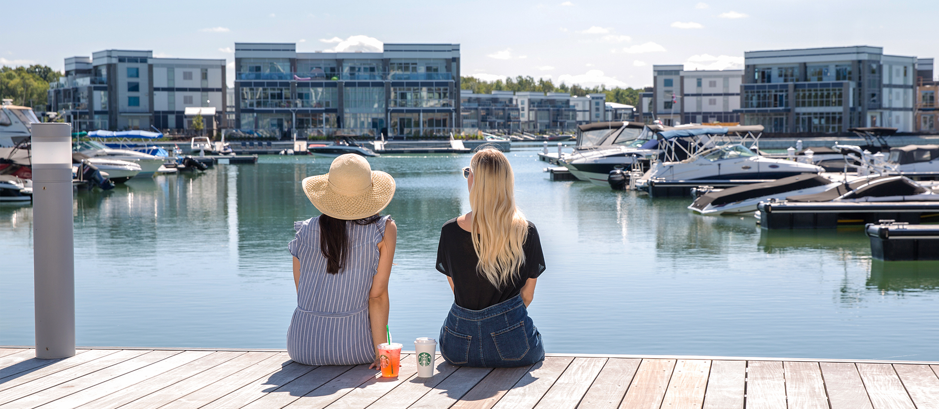 Image result for friday harbour pier innisfil