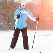 Guided Cross Country Ski